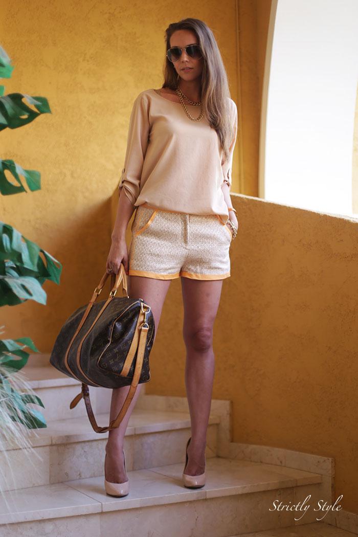 altea asu2 beige blouse orange beige shortsIMG_2967