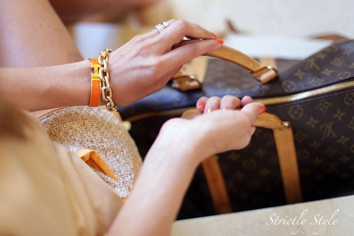 altea asu2 beige blouse orange beige shortsIMG_3001