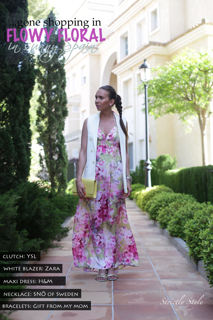 ekaalteaasu floral maxi dress white blazerIMG_2797 title