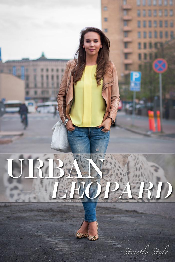 urbanleopard