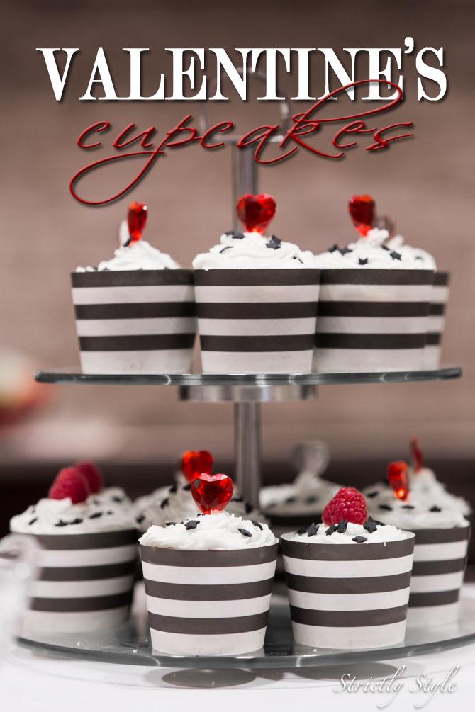 valentines cupcakes title