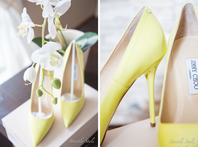 JIMMY CHOO LEMON ABEL