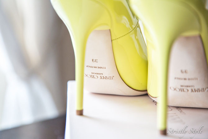 jimmy choo lemon sorbet stilettos pumps (5 of 10)