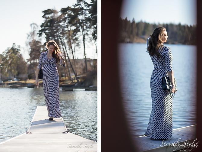 maternity style DVF adele dress (4 of 4)