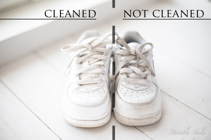 valkoisten kenkien puhdistus (3 of 5)vertaus