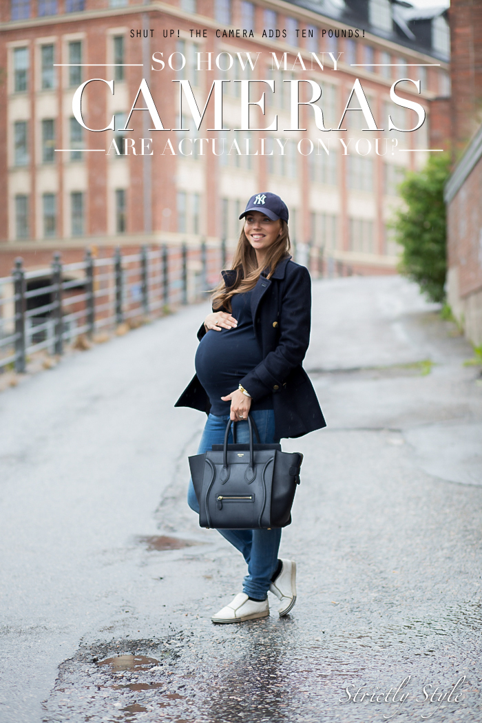 maternity style navy ny cap slip on sneakers-0350TITLE