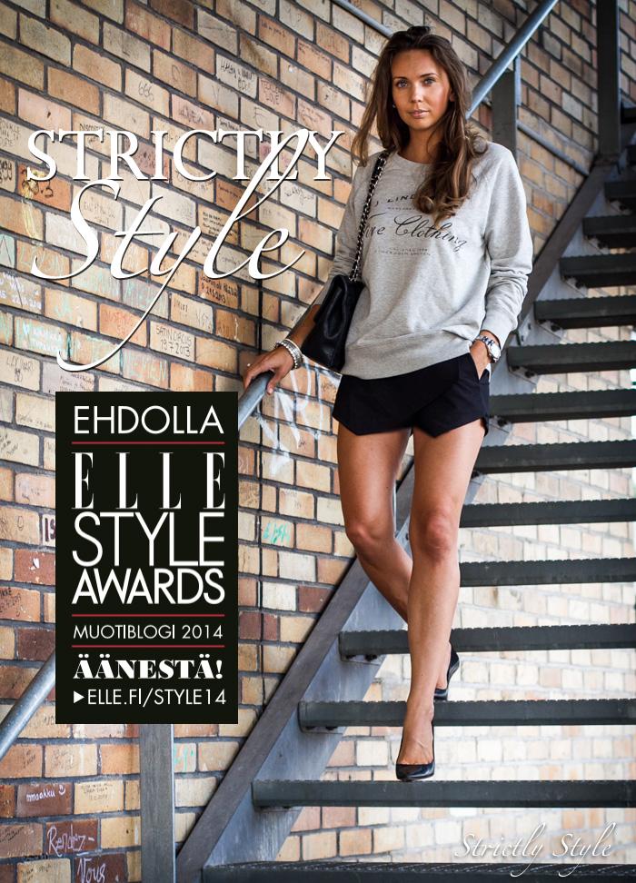 SS EHDOLLA ELLE STYLE AWARDS 2014