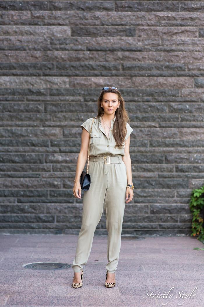 gant olive jumpsuit outfit-1210
