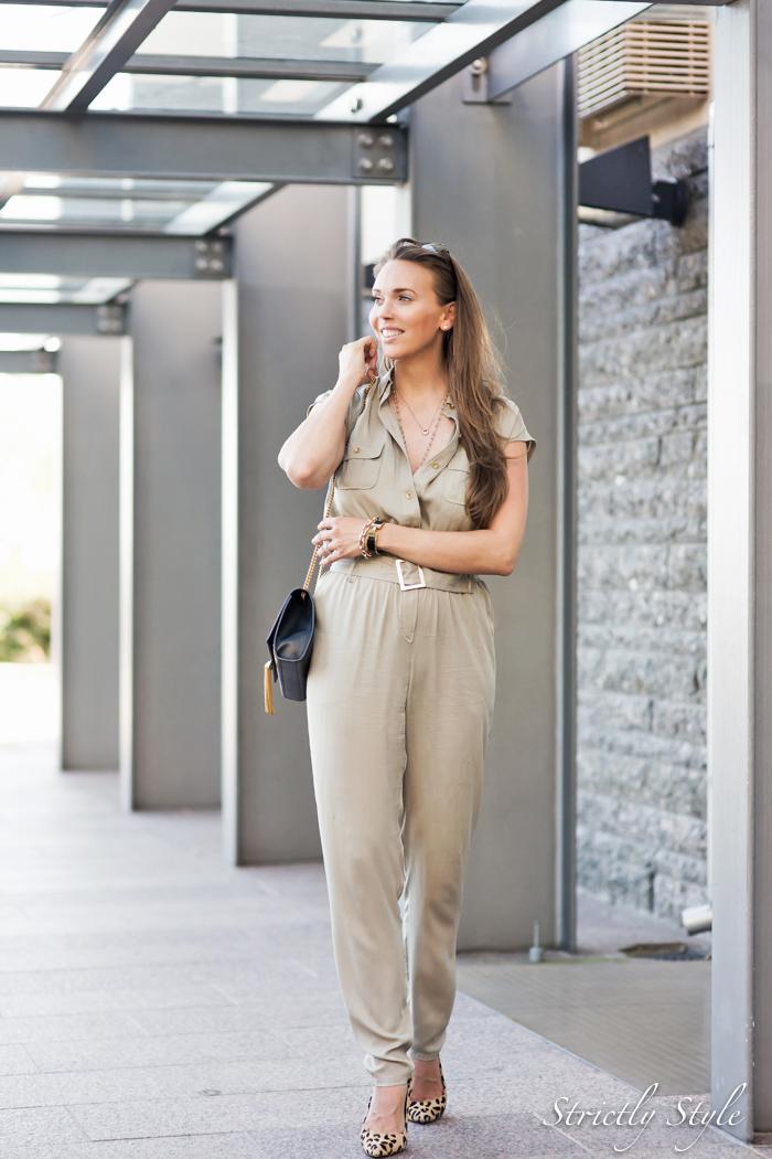 gant olive jumpsuit outfit-1290