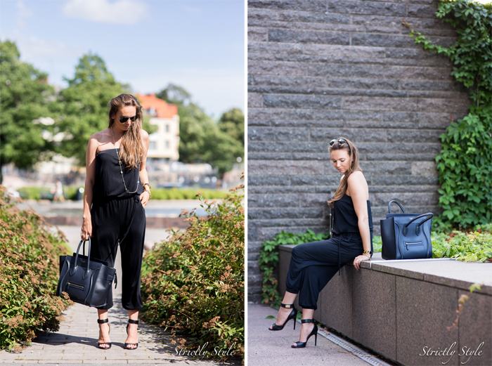 lazy and easy jumpsuit