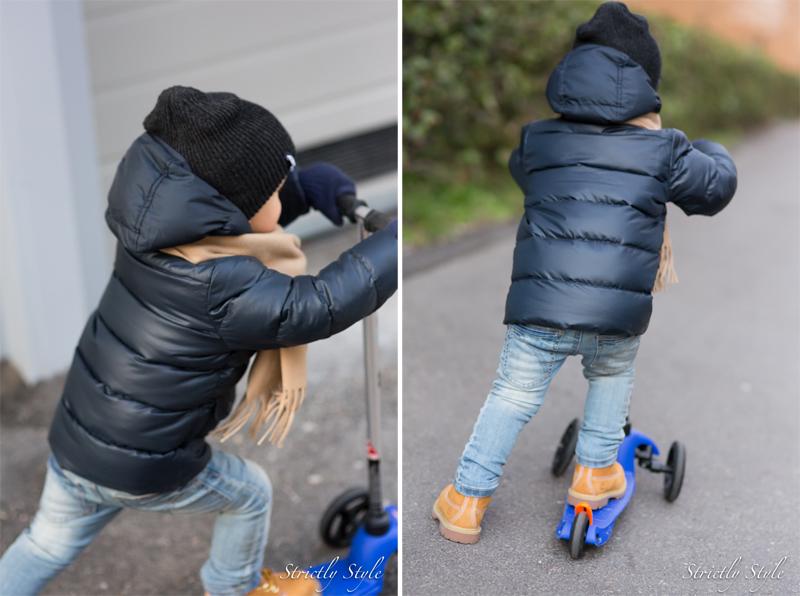 PERHE TORIIN skootteri