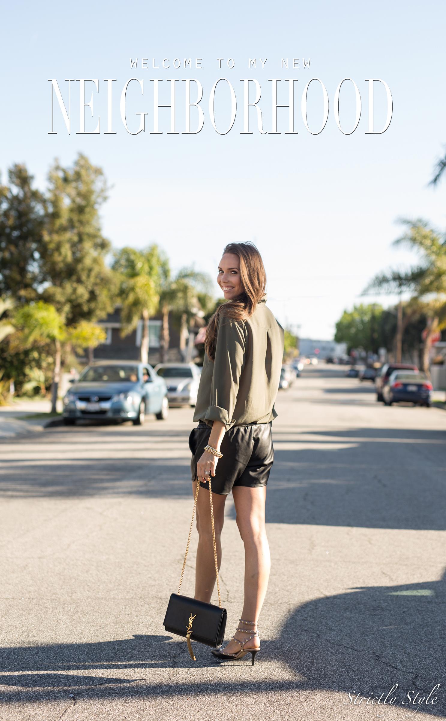 eka asu losissa valnrtino rockstuds black leather shorts-9889TEXT