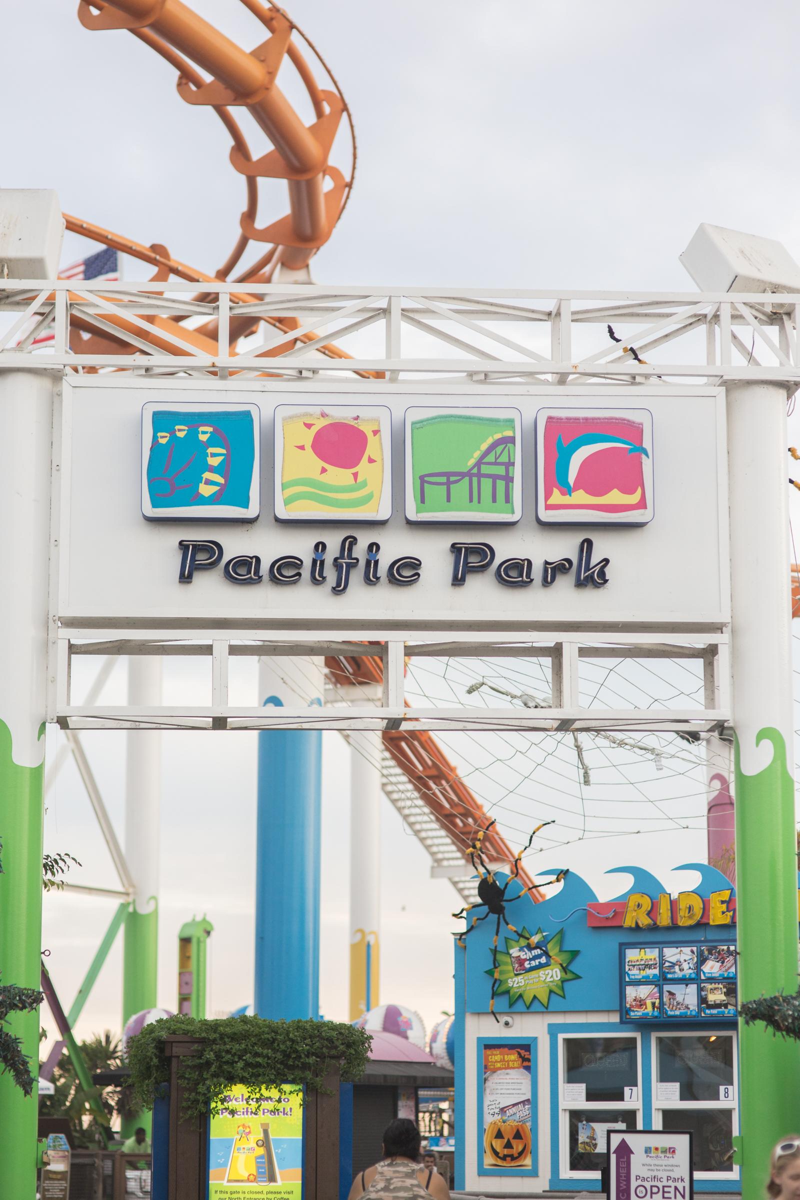 santa monica pier pacific park-5173