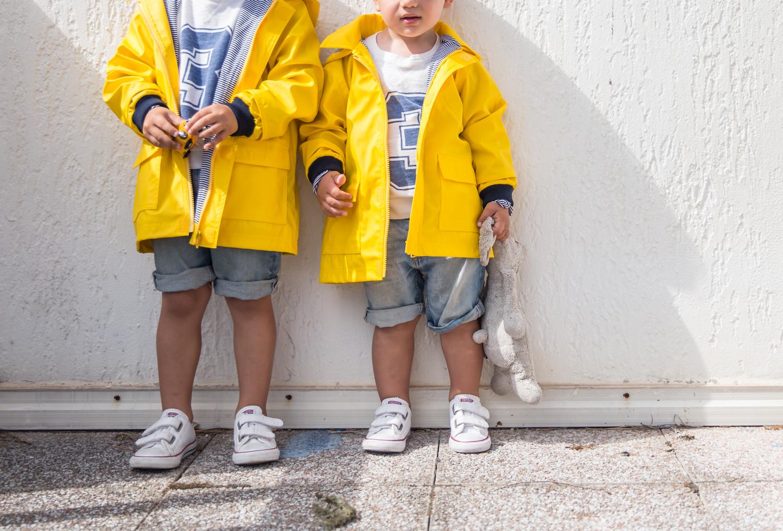 petit bateau rain coat-0599
